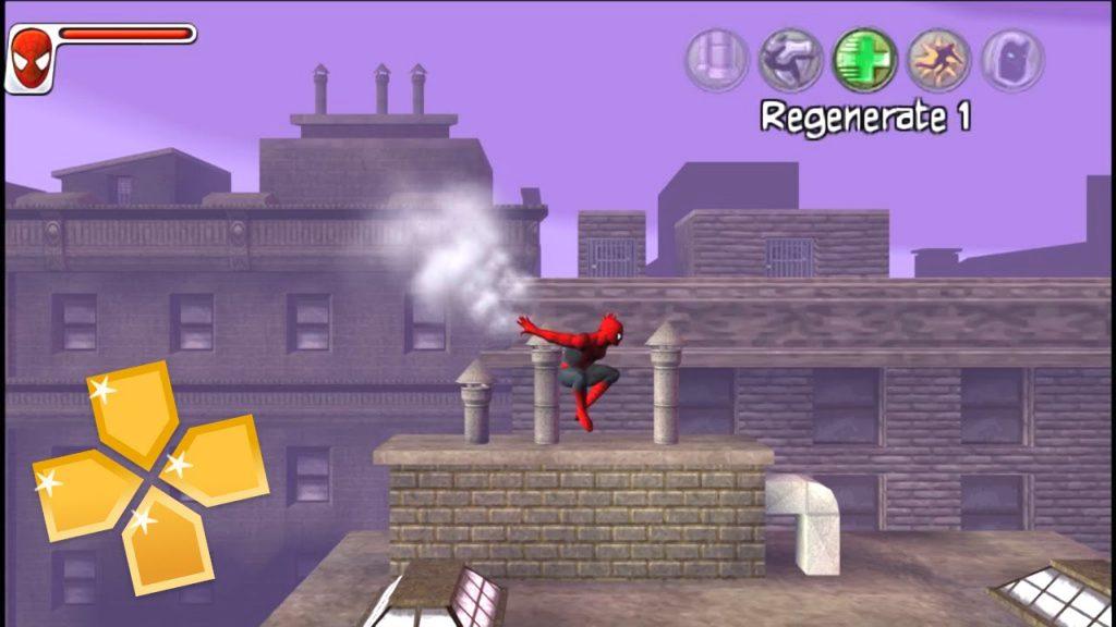 Spider-Man: Web of Shadow