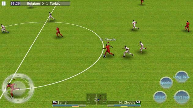 footbal manager game