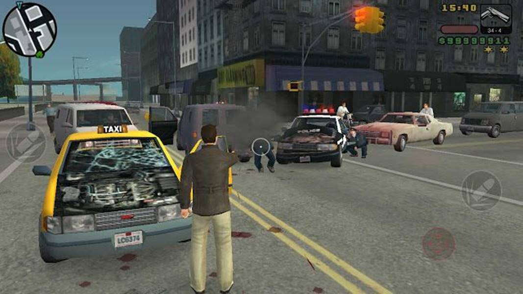 download game Grand Theft Auto Liberty City Stories iso