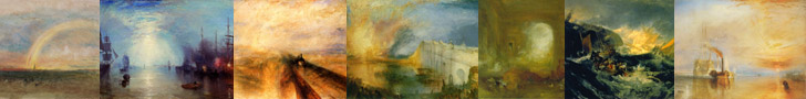 Joseph Mallord William Turner - Painter of Light