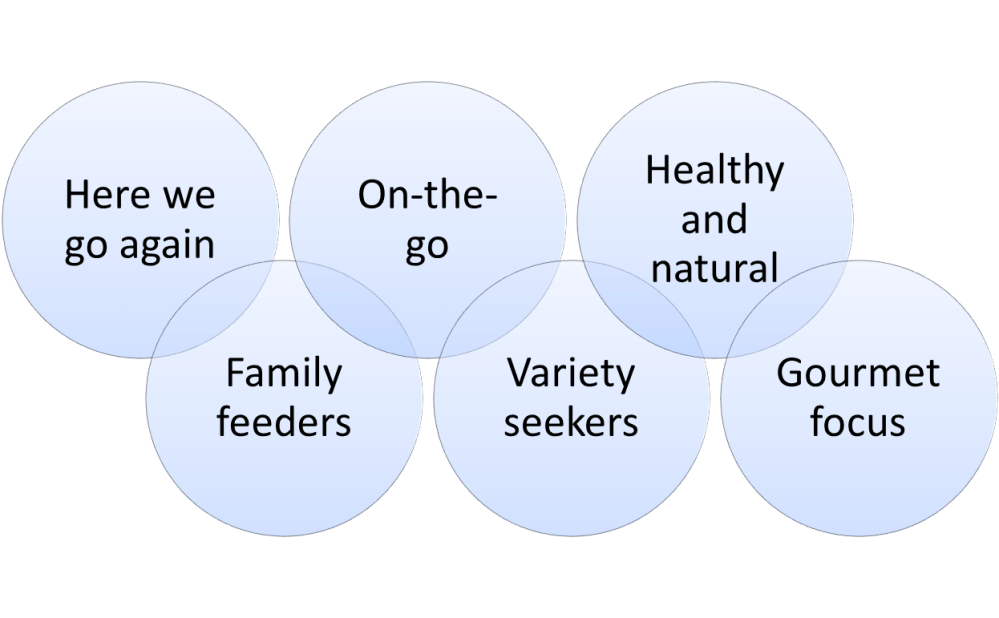 medium resolution of market segmentation example for shoppers
