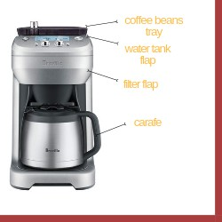 breville the grind control parts