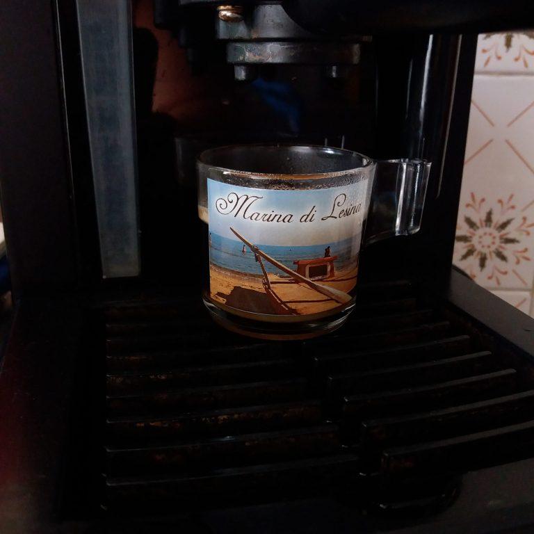 tazzina da caffè di Marina di Lesina