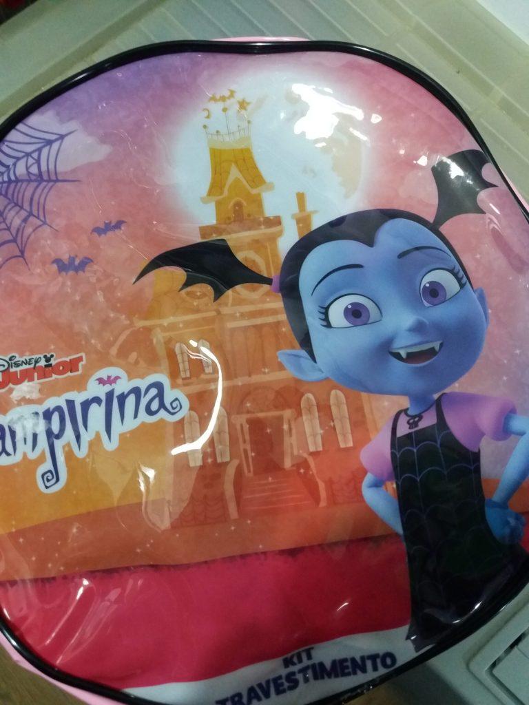 kit vampirina Halloween