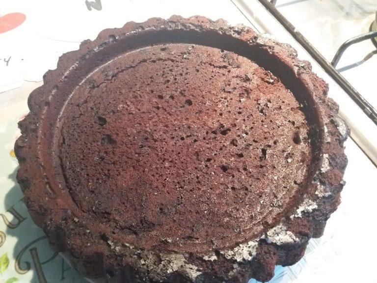 Crostata morbida senza uova al cioccolato