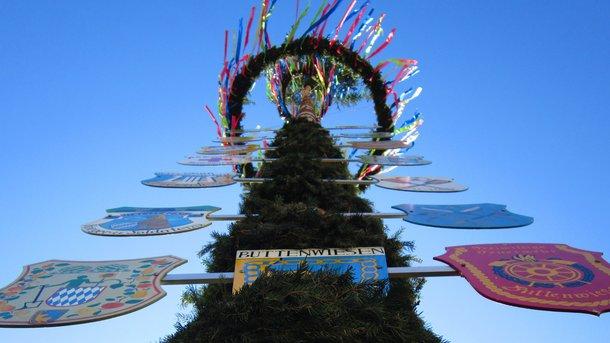 Традиционное майское дерево. Фото: pixabay.com