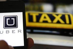 Для работы в Uber понадобятся желтые номера. Фото из открытых источников