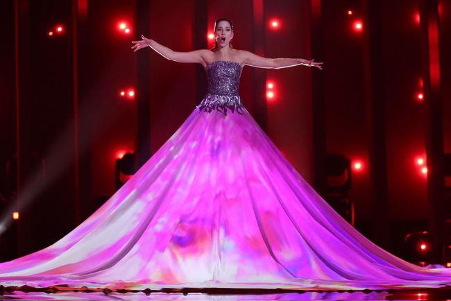 Евровидение-2018. Элина Нечаева. Фото: Getty