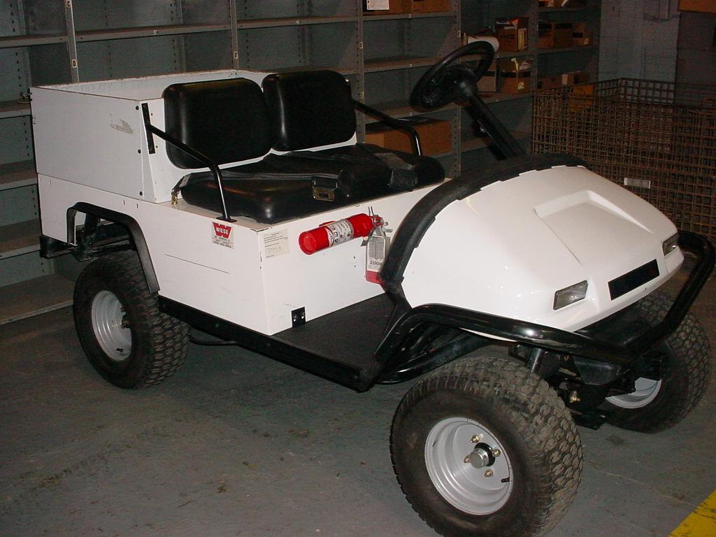 Columbia Golf Cart Engine