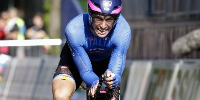 Affini powers to eighth in the Worlds Championships TT