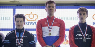 Arensman takes third in the U23 CX Nationals