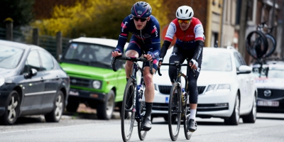 Day in the break for Kooistra who climbs to third overall