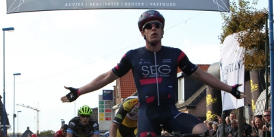 Dainese scores his second Academy win in Ronde van Midden Brabant