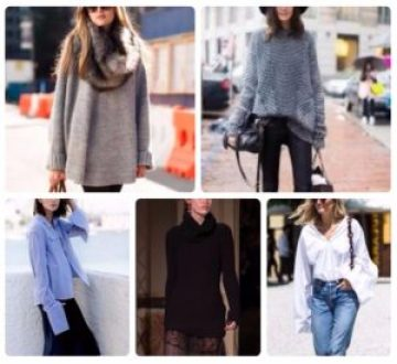 Trend Alert: Mangas dominam Outono/Inverno