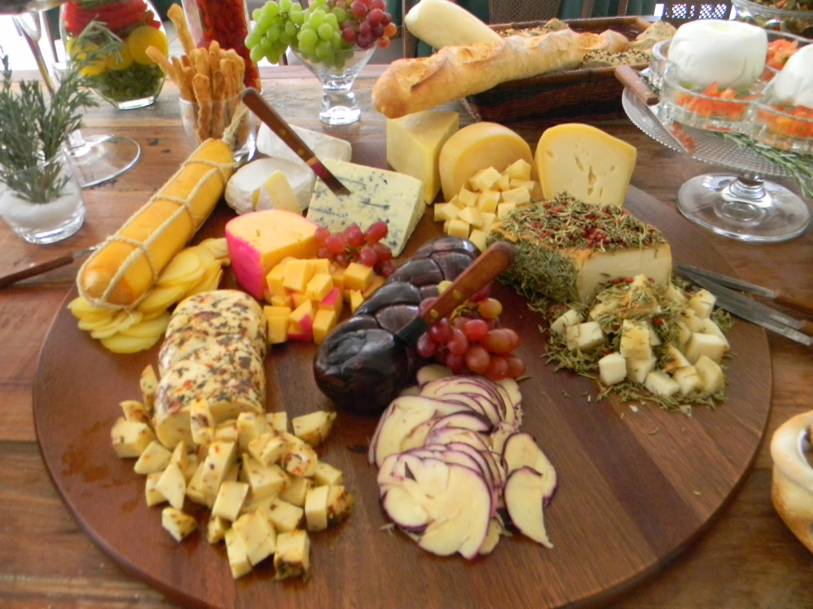 Festa queijo  vinhos  Segredos da Vov  Segredos da Vov