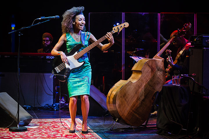 Esperanza Spalding no London Jazz festival