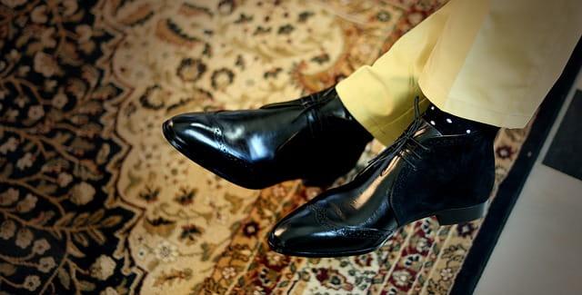 9df33495d361f Sonhar com sapato preto, o que significa ? | Significado dos Sonhos