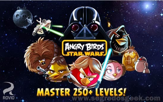 Angry Birds Star Wars para Android.