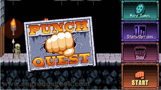 Punch Quest.