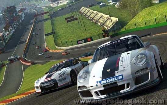 Real Racing 3 para Android.