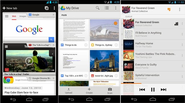 Google Apps Android.