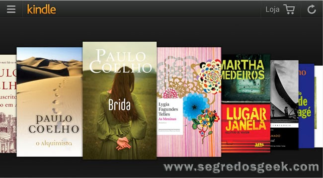 Kindle para Android.