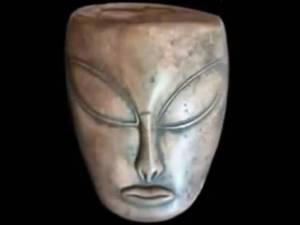 """Messico, scoperti reperti raffiguranti volti """"Alieni"""""""