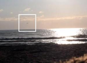 """Ufo sui cieli di Ostia, non sembra un video """"fake"""""""