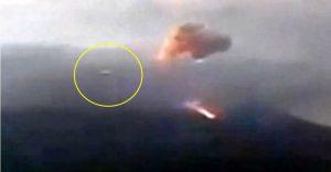 Intensa attività Ufo sui vulcani in Giappone