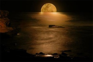 La Luna conteneva acqua al suo interno