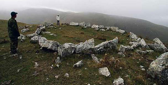 La Stonehenge russa: i cerchi di pietra della Bashkiria