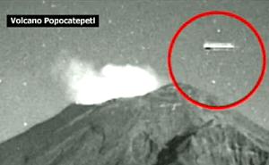 Nuovo avvistamento sul vulcano Popocatepetl
