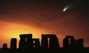 Arriva Ison la cometa più bella del secolo
