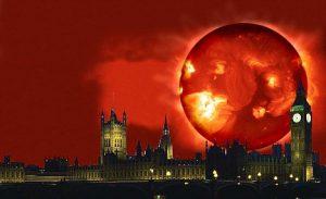 Solo 30 minuti di preavviso in caso di supertempesta solare