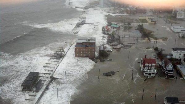 Il global warming fa aumentare gli uragani