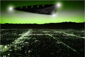 Avvistamento ufo nel Salento