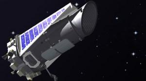 Guasto al telescopio Kepler