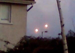 Irlanda: spettacolare avvistamento UFO Flottillas nella cittadina di Cork