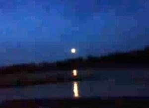 Nebraska: pescatori avvistano un UFO