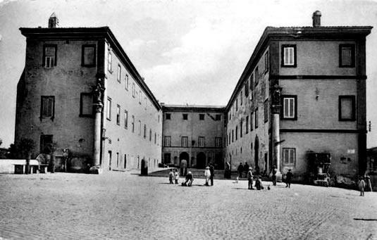 Roma: c'è un fantasma sulla via Francigena
