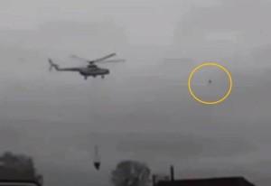 Spettacolare avvistamento Ufo in Russia