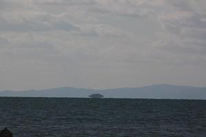 Turchia: enorme Ufo avvistato e fotografato sul Lago di Van