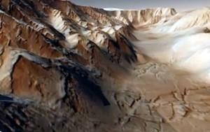 Il Centro Aerospaziale Tedesco pubblica il primo Video 3D di Marte