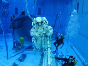 Passeggiata spaziale: ecco dove si allenano gli astronauti