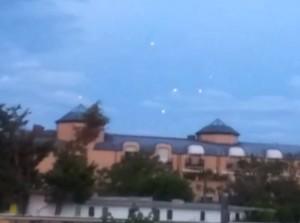 Genova: avvistamento Ufo flottillas