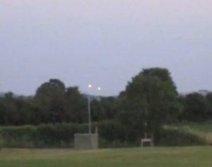 Inghilterra: avvistate sfere di luce nella zona dei Crop Circle a Silbury Hill