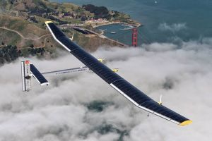 L'aereo solare raggiunge New York