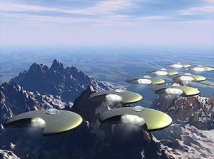 Miti, basi sotterranee e presenza extraterrestre