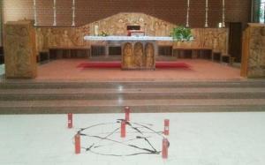 Simboli satanici nella Chiesa di San Giuseppe Operaio a Piacenza [Video]