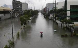 Il tifone Wutip sta devastando il sud-est asiatico